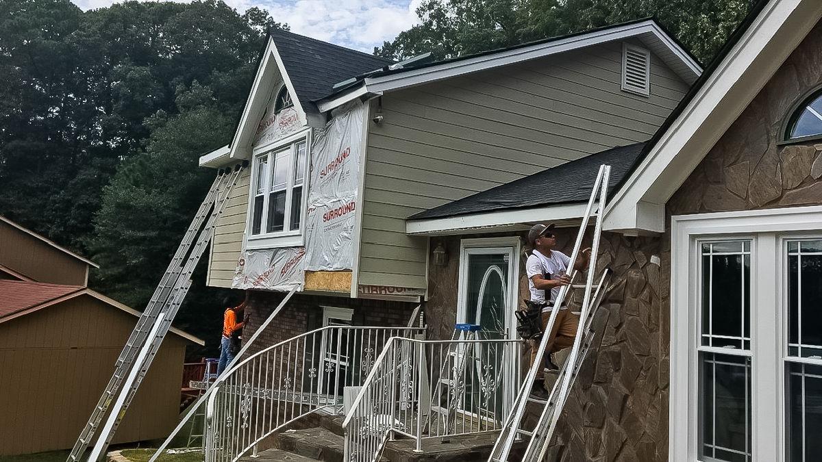Ben Hill Renovations Douglasville Renovation Pictures